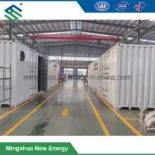 Container Size Regenerative Chelate Iron Gas Processing System