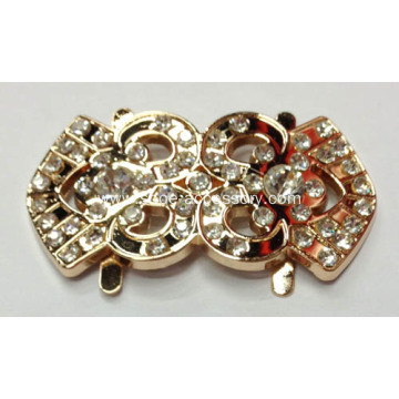 Zinc Alloy Women Shoes Ornament
