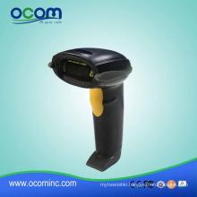 Bi-directional 1D Bluetooth/433mhz Wireless Laser Barcode Scanner
