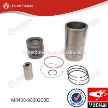 Комплект поршней Yuchai M3400-9000200D * для YC6M