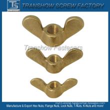 Brass Wing Nut
