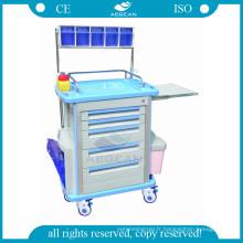 AG-AT001A1 Chariot luxueux d'anesthésie d'ABS