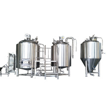 7 bbl small commercial complete beer production lines brewery equipment for sale