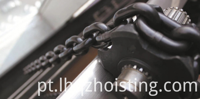 manual hoist chain