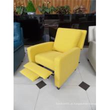 Sofá elétrico reclinável EUA L & P sofá do mecanismo para baixo do sofá (C462 #)