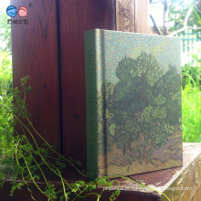 2016 Creative Oil Painting Cover Notebook (XL64176-X01)