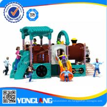 Equipo de juegos al aire libre de plástico, Yl-A012