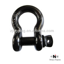 US type G-209 adjustable paracord shackle