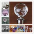 Heißer Verkauf Home Decor Crystal Glasschrank Knöpfe und Griffe