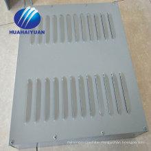 metal sound barrier pvc coated sound proof fence highway noise barrier