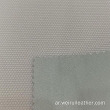 القفازات الجلدية Orthohexagonal Grain PVC القفازات