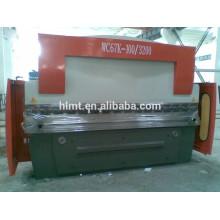 Máquina do freio da imprensa do cnc de 800 toneladas para a folha de aço de carbono