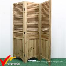 Pantallas plegables de interior de madera antigua Lwpw11A051