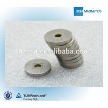 Кольцевые кольца AlNiCo Магниты для моторов