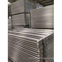 2.1m 6 Bar 80X40 / 50X50 Oval Rail Cattle Panel