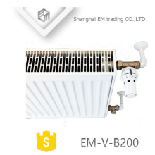 EM-V-B200 Plastic thermostatic head automatic digital thermostatic brass radiator valve