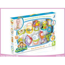 Baby Toys Baby Rattles with Music for Baby (10PCS)