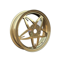 NEW DESIGN Front Rear 12 inch aluminum motorcycle scooter rims for Vespa forged wheels