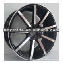 Rodas de cromo preto amg / bbs para carro