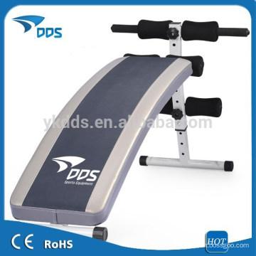 Упражнение оборудование ab роликовые изогнутые прочность скамейке