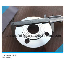 DIN2543 Pn16 Forged Plate Stainless Steel Pipe Flange