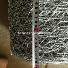 1/2'' hex mesh chicken wire / Hot dip galvanized Rabbit Bird Wire HEX Netting Mesh