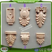Tallas decorativas de madera CNC
