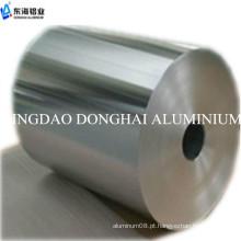 Película de alumínio Foil PE para laminação