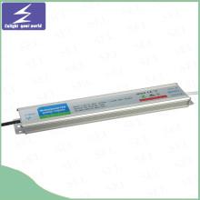 DC12V 24V IP67 impermeabilizan el conductor de la fuente de alimentación LED