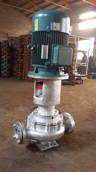 high temperature oil circulation pump