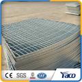 Gitterrost aus verzinktem Stahl oder Gitterrost aus geschweißtem Stahl für Gitterrost