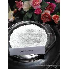 dióxido de titanio Precio de dióxido de titanio rutilo de fábrica para la fabricación de pintura