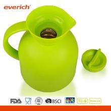 2016 Everich 1000ml pot de café incolore en verre de différentes couleurs