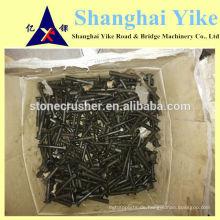 Schrauben in Steinbrecher-Anlage, Shangbao, Sanbao, SBMM, Zeniith, Backenbrecher, Prallbrecher verwendet werden