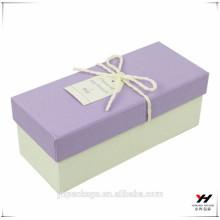 Whosale Custom Logo gedruckt Mode Design Verpackung Papier Geschenkbox