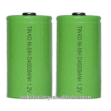 no.1d size nimh rechargeable battery from China supplier