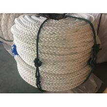 Seil-Polyester-Seil-Nylon-Seil des Seilzug-12-Strands pp