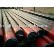 supplying prime oil casing tubing