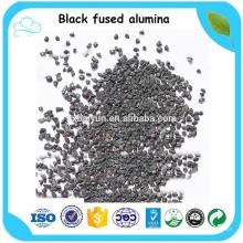 Black Fused Alumina / Corundum Power für verschleißfestes Gussmaterial