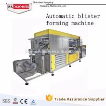 Vakuumformmaschine für Plastikindustrie, benutztes Vakuum, das Maschinen für Verkauf bildet