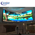 P4 Video Wall Screen Curved Panel Led