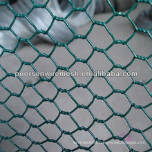 PVC chicken wire mesh/Hexagonal Wire Mesh for Cultivation