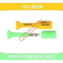 Novo tipo segurança selo parafuso GC-B008