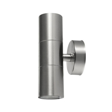 Stainless Steel Modern 3W Outdoor Wall Light
