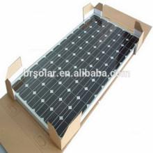 Panneau solaire transparent de haute efficacité