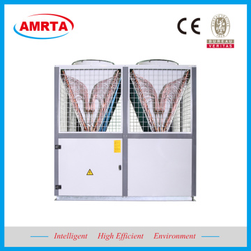 Mesin Makanan Air Cooled Package Glycol Water Chiller