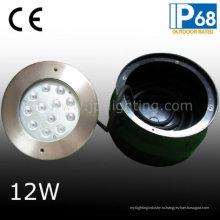 Нержавеющая сталь 12W Подводный плавательный бассейн IP68 (JP948121)