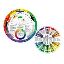 fashion design color wheel