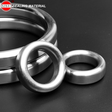 SS316L OVAL Ring Joint Gasket