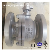 API Carbon Steel Flanged Ball Valve, Wcb, CF8, CF8m 1/2′′ to 24′′ 150#